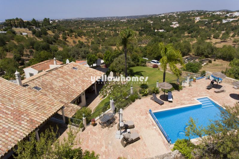 Beautiful Quinta style property with guest annex near Vilamoura